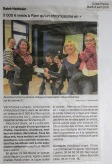 Article Ouest France 3 avril 2018